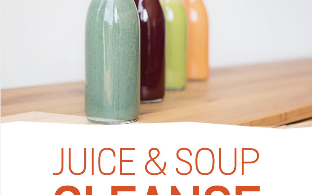 3 Day Juice and Soup Cleanse